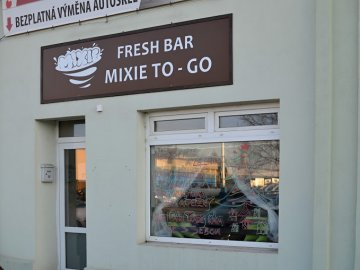 Fresh bar MIXIE TO - GO