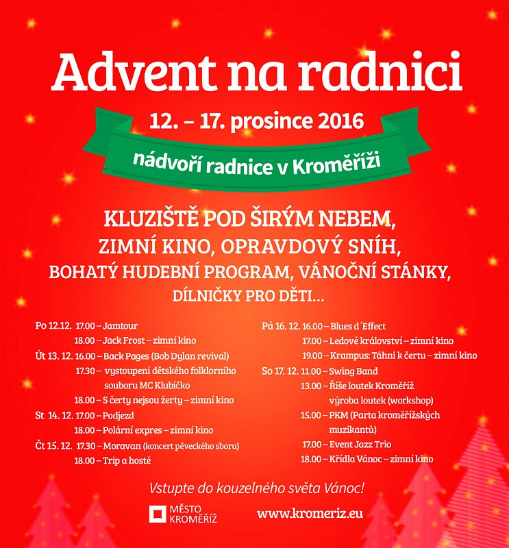 Program Adventu na radnici