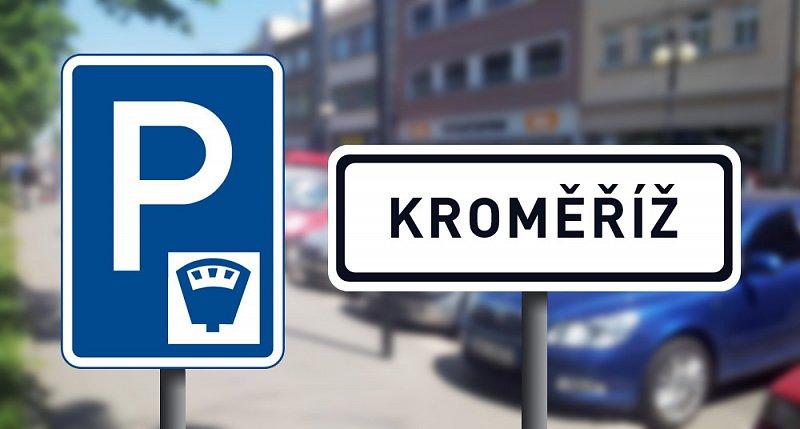 Parkovani V Kromerizi Magazin Mojekromeriz Cz